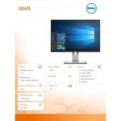 Dell Monitor 24.1 U2415...